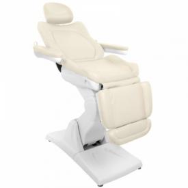 Fotel Kosmetyczny Elektr. Azzurro 870 3 Siln. Latte #3