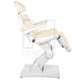Fotel Kosmetyczny Elektr. Azzurro 870 3 Siln. Latte #5