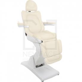 Fotel Kosmetyczny Elektr. Azzurro 870 3 Siln. Latte #6