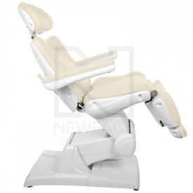 Fotel Kosmetyczny Elektr. Azzurro 870 3 Siln. Latte #7