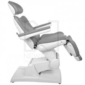 Fotel Kosmetyczny Elektryczny Azzurro 870 Szary #3
