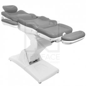 Fotel Kosmetyczny Elektryczny Azzurro 870 Szary #6