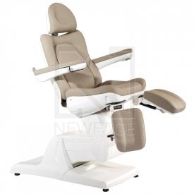 Fotel Do Pedicure Elektryczny Azzurro 870S - Cappuccino