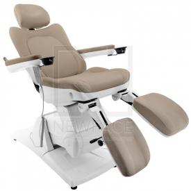 Fotel Do Pedicure Elektryczny Azzurro 870S - Cappuccino #10