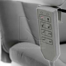 Fotel Do Pedicure Elektryczny Azzurro 870S - Szary #2