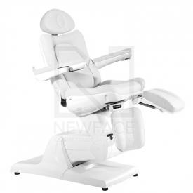 Fotel Do Pedicure Elektryczny Azzurro 877 SM - Biały #1