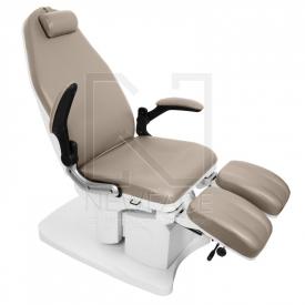 Fotel Podologiczny Elektryczny Azzurro 709A Cappuccino #9