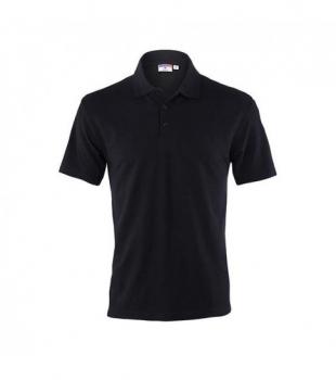 Koszulka Polo Męska Czarna, Rozmiar L #1