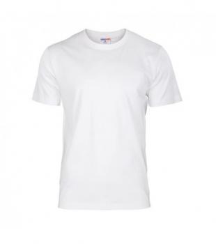 T-Shirt Męski Biały, Rozmiar M #1