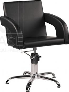 Fotel Fryzjerski Tina Na Pompie Hydraulicznej #1