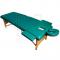 Stół Składany Do Masażu Komfort Wood AT-007R Green #2