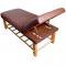 Stół Do Masażu Komfort Wood SA-002 Brown #2