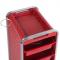 Pomocnik fryzjerski NG-ST005 czerwony #3