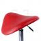 Taboret kosmetyczny BD-9909 Czerwony #3