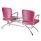 Krzesło do poczekalni LIVIO wrzos BD-6709(1003) #3