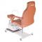 Fotel do pedicure z masażerem stóp BD-5711 beżowy #7