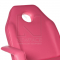 Fotel kosmetyczny hydrauliczny BD-8222 różowy #6
