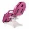 Fotel kosmetyczny hydrauliczny BD-8222 wrzos #5
