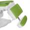 Elektryczny fotel kosmetyczny Mazaro BR-6672B Ziel #10