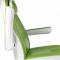 Elektryczny fotel kosmetyczny Mazaro BR-6672 Zielo #6