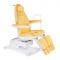 Elektryczny fotel kosmetyczny Mazaro BR-6672A Miod #1