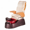 Fotel Pedicure SPA ARUBA BG-920 kremowy #1