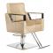 Fotel fryzjerski Roberto kremowy BM-203 #1