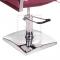 Fotel fryzjerski DINO wrzosowy BR-3920 #3