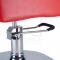 Fotel fryzjerski ELIO czerwony BD-1038 #4