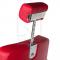 Fotel fryzjerski LUMBER BD-2121 Czerwony #8