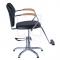 Fotel fryzjerski MARIO BR-3852 czarny #2