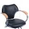 Fotel fryzjerski MARIO BR-3852 czarny #3