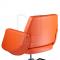 Fotel fryzjerski NICO pomarańczowy BD-1088 #3