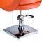Fotel fryzjerski NICO pomarańczowy BD-1088 #4