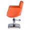 Fotel fryzjerski NICO pomarańczowy BD-1088 #5