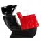 Myjnia fryzjerska Bruno czerwona BM-505 #4
