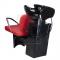 Myjnia fryzjerska LIVIO czerwona BD-7822 #3