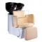 Myjnia fryzjerska LUIGI BR-3542 kremowa #1