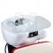 Myjnia fryzjerska NICO czerwono-krememowa BD-7821 #2