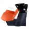 Myjnia fryzjerska NICO pomarańczowa BD-7821 #4