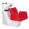 Myjnia fryzjerska Vito BM-509 czerwona LUX #1