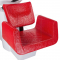 Myjnia fryzjerska Vito BM-509 czerwona LUX #2