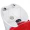 Myjnia fryzjerska Vito BM-509 czerwona LUX #3