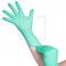 Jednorazowe Rękawiczki Mięta Lateksowe L #1