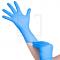 Jednorazowe Rękawiczki Blue Nitrylowe M #1
