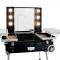 Kufer Kosmetyczny Glamour 9616 Czarny ( Przenośne Stanowisko) #3