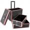 Kufer Kosmetyczny Glamour 9023 Czarny Crystal #2