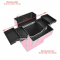 Kufer Kosmetyczny Glamour 9022 Różowy #3