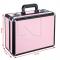 Kufer Kosmetyczny Glamour 9500k Różowy (Przenośne Stanowisko) #2
