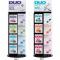 DUO Counter Spinner Display - zestaw 48 szt ze stojakiem #1